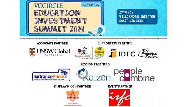 VCCircle Education Investment Summit 2014