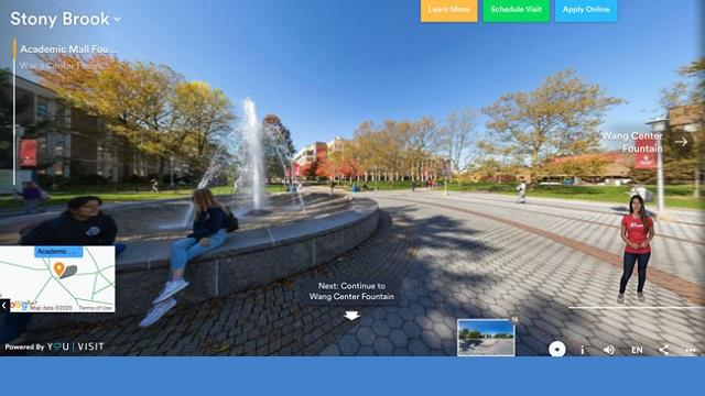 Effective Ways To Recruit Students Through Virtual Campus Tours
