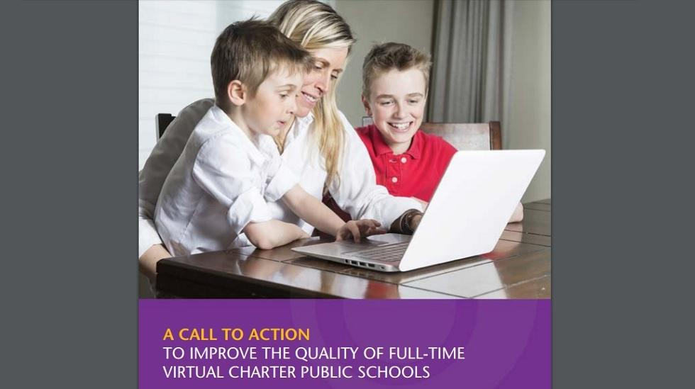 New Report Recommends Reforms to Address Significant Underperformance by Full-Time Virtual Charter Public Schools