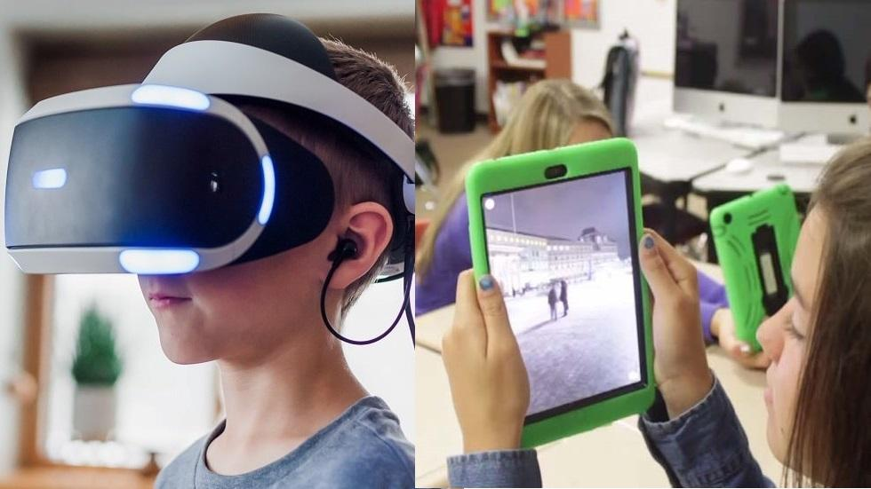 Understanding The Difference Between Augmented Reality And Virtual Reality - EdTechReview
