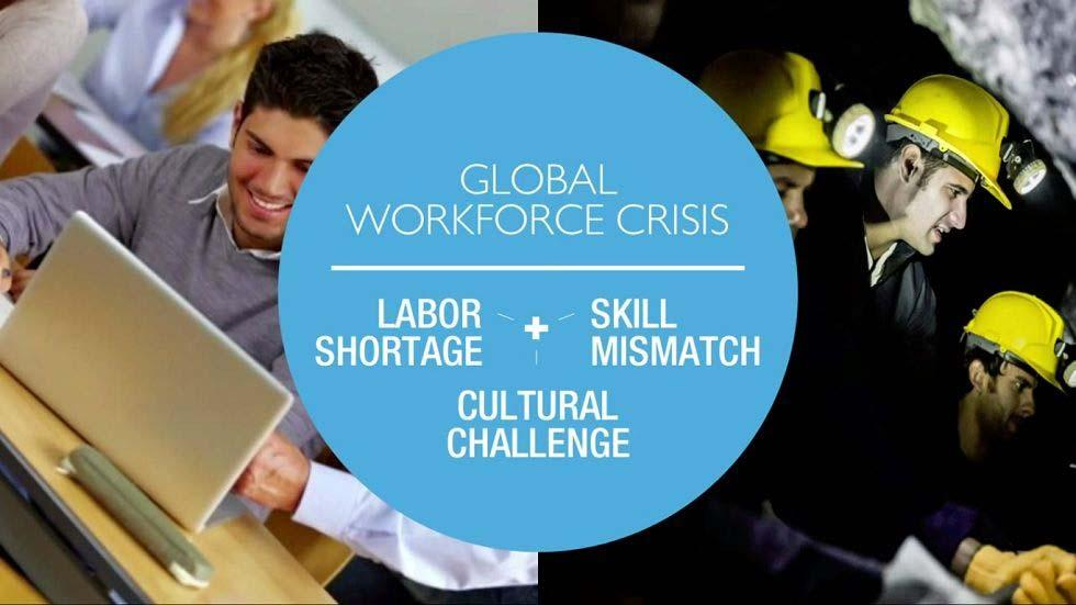 The Surprising Workforce Crisis of 2030 — and How to Start Solving it Now